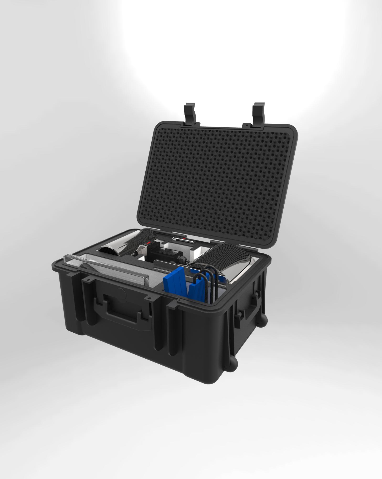 CAE350S Air Compressor Analyzing System