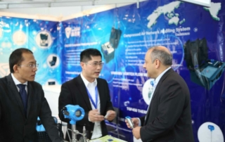 Comate Intelligent Sensor exhibition in HANNOVER MESSE -4