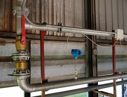 Gas Flow Measurement Thermal Mass Flowmeters