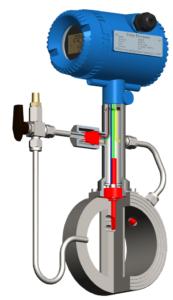 vortex flowmeter anti-vibration test