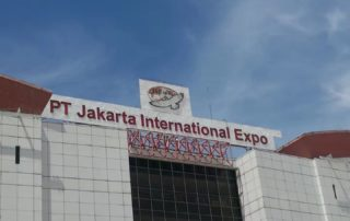 COMATE INATEX 2018 Exihition in Jakarta, Indonesia (2)
