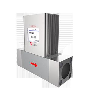 TGF200 Micro Gas Flow Meter