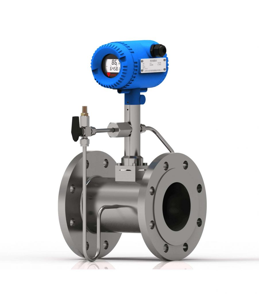 VFM60MV Multivariable Digital Vortex Type Flowmeters