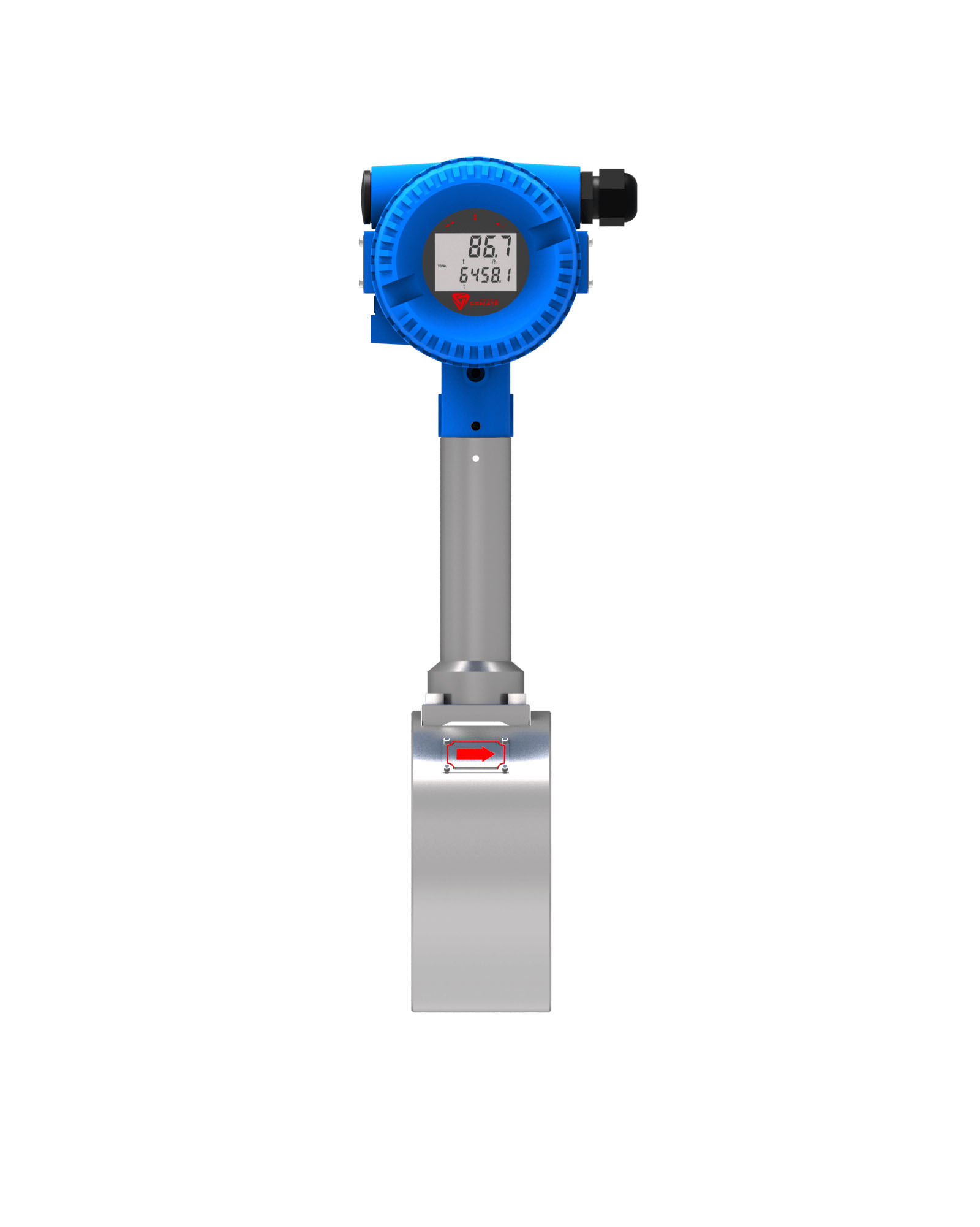 Steam Vortex Meters |Vortex Steam Mass Flowmeter