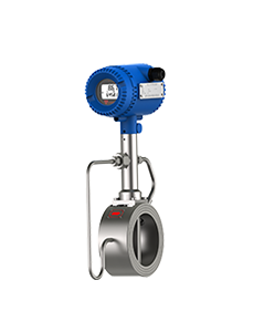 vortex gas flow meter