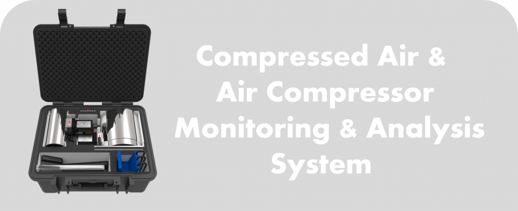compressed air monitoring system