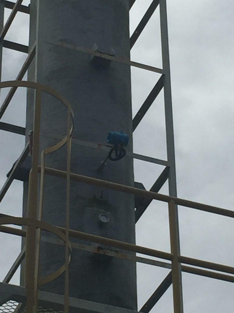 TGF600 for flue gas measurement