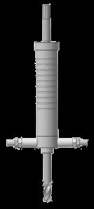 hot tap drill tool